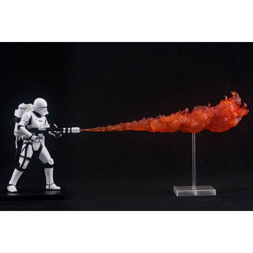 Star Wars Episode VII ARTFX+ Statue 2-Pack First Order Snowtrooper & Flametrooper 18 cm Kotobukiya - 16