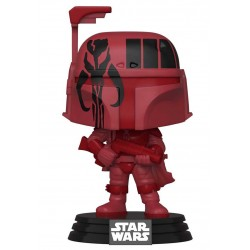 297 Star Wars POP! Star Wars Vinyl Figure Boba Fett (BURG) Convention Exclusive 9 cm FUNKO - 1