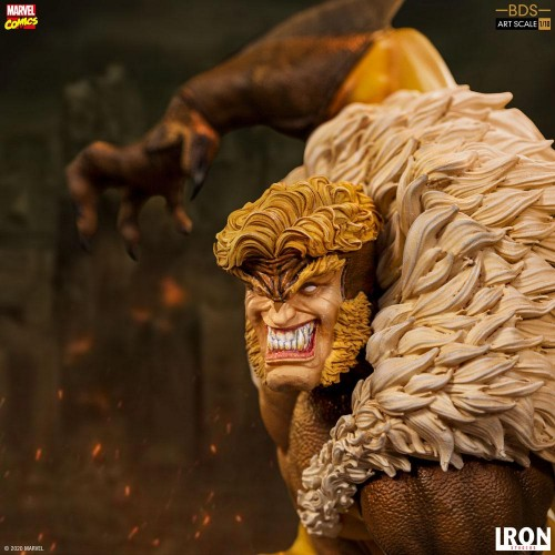 Marvel Comics BDS Art Scale Statue 1/10 Sabretooth 21 cm Iron Studios - 3