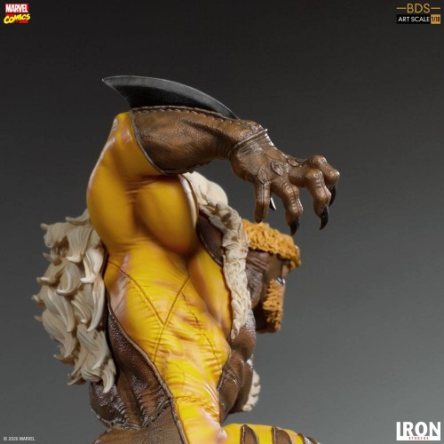 Marvel Comics BDS Art Scale Statue 1/10 Sabretooth 21 cm Iron Studios - 8
