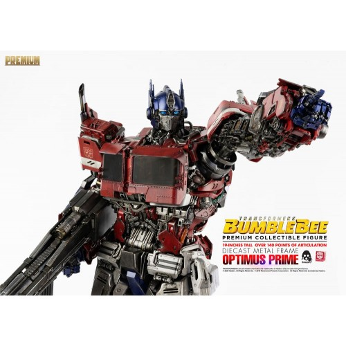 Transformers Bumblebee Premium Action Figure Optimus Prime 48 cm ThreeZero - 5