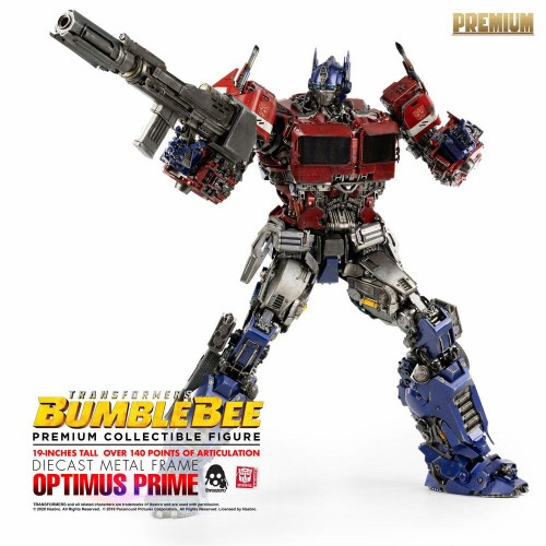 Transformers Bumblebee Premium Action Figure Optimus Prime 48 cm ThreeZero - 6