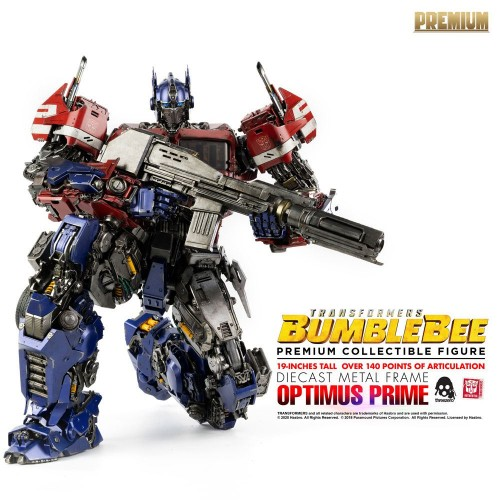 Transformers Bumblebee Premium Action Figure Optimus Prime 48 cm ThreeZero - 10