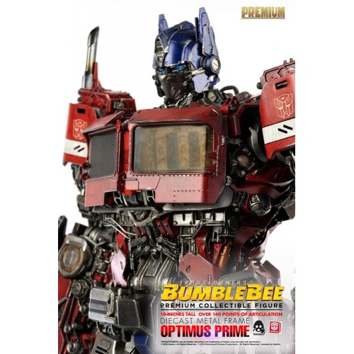 Transformers Bumblebee Premium Action Figure Optimus Prime 48 cm ThreeZero - 13