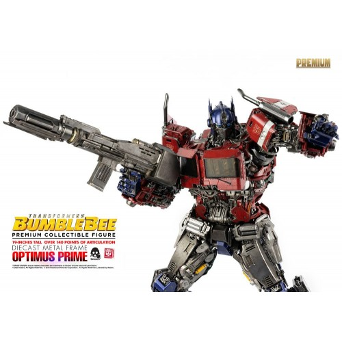 Transformers Bumblebee Premium Action Figure Optimus Prime 48 cm ThreeZero - 18