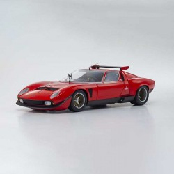 1:18scale Lamborghini Miura SVR (Red / Black) Kyosho - 1