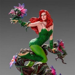 DC Comics Art Scale Statue 1/10 Poison Ivy by Ivan Reis 20 cm Iron Studios - 1