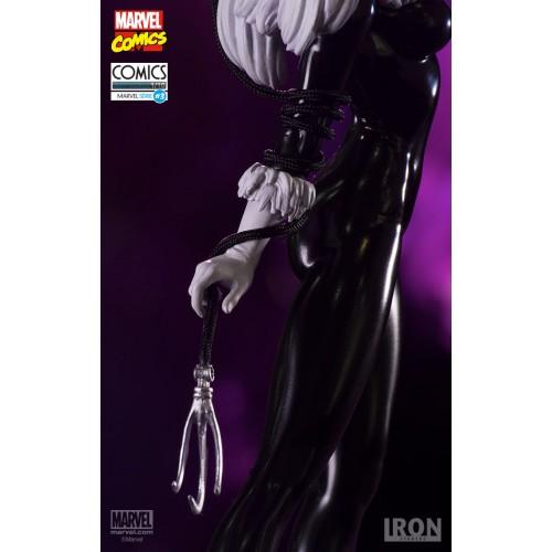 Marvel: Black Cat 1:10 Scale Statue Iron Studios - 5