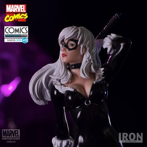 Marvel: Black Cat 1:10 Scale Statue Iron Studios - 6