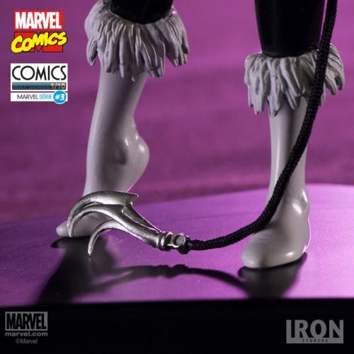 Marvel: Black Cat 1:10 Scale Statue Iron Studios - 7