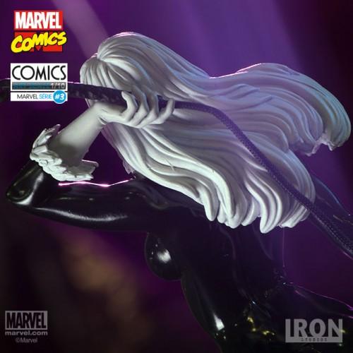 Marvel: Black Cat 1:10 Scale Statue Iron Studios - 8