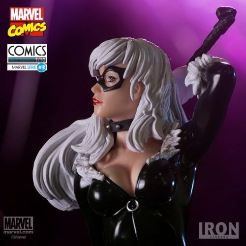 Marvel: Black Cat 1:10 Scale Statue Iron Studios - 10
