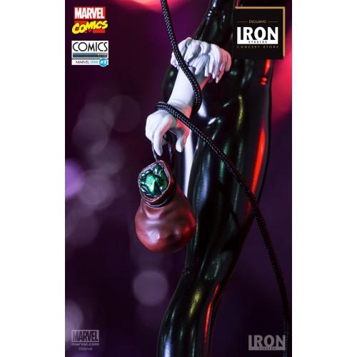 Marvel: Black Cat 1:10 Scale Statue Iron Studios - 12