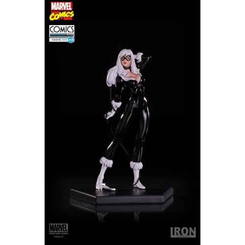 Marvel: Black Cat 1:10 Scale Statue Iron Studios - 13