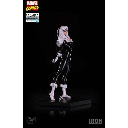 Marvel: Black Cat 1:10 Scale Statue Iron Studios - 14