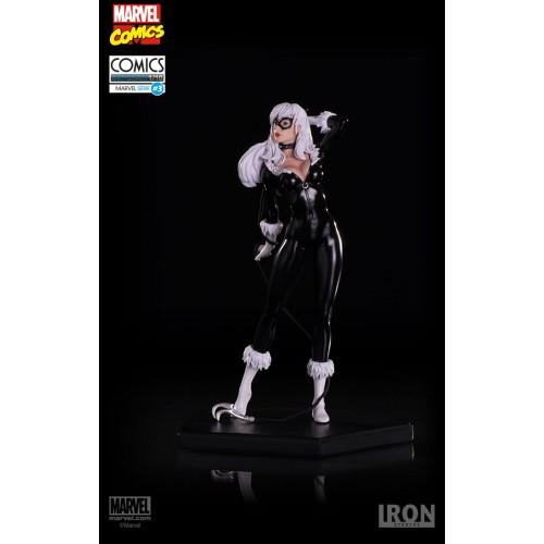Marvel: Black Cat 1:10 Scale Statue Iron Studios - 20