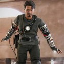 Iron Man Movie Masterpiece Action Figure 1/6 Tony Stark (Mech Test Version) 30 cm Hot Toys - 1