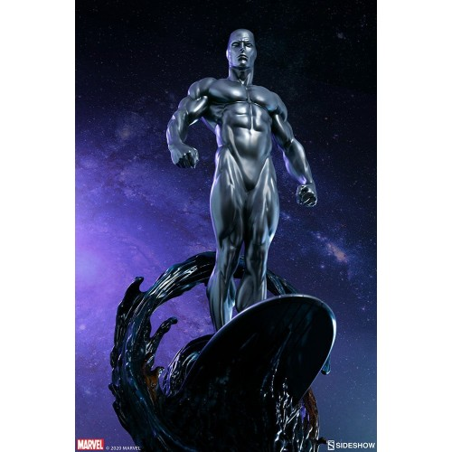 Marvel Maquette Silver Surfer 65 cm Sideshow Collectibles - 2
