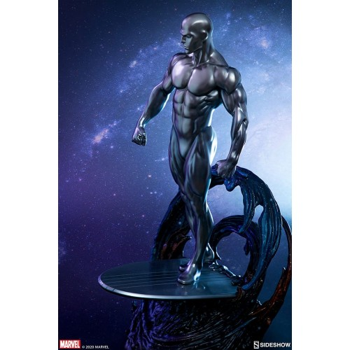 Marvel Maquette Silver Surfer 65 cm Sideshow Collectibles - 3