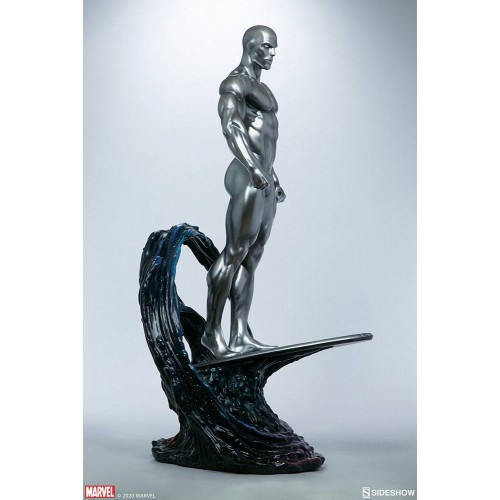 Marvel Maquette Silver Surfer 65 cm Sideshow Collectibles - 8