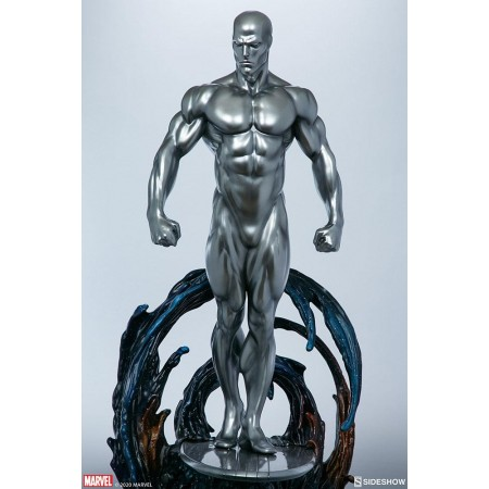 Marvel Maquette Silver Surfer 65 cm Sideshow Collectibles - 1