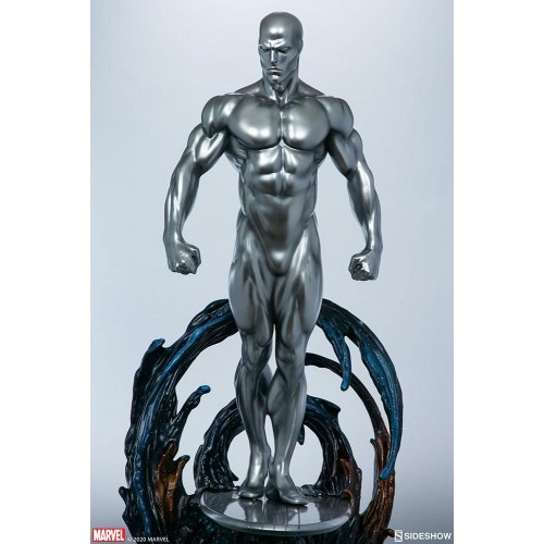 Marvel Maquette Silver Surfer 65 cm Sideshow Collectibles - 12