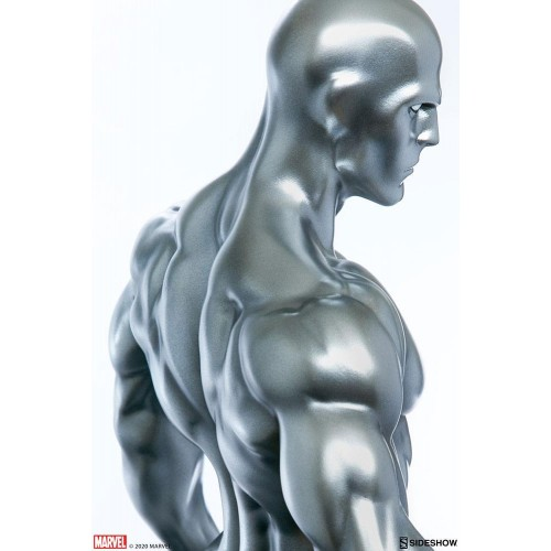 Marvel Maquette Silver Surfer 65 cm Sideshow Collectibles - 14
