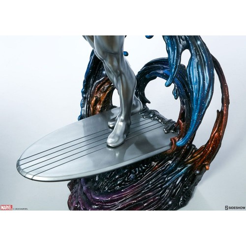 Marvel Maquette Silver Surfer 65 cm Sideshow Collectibles - 16