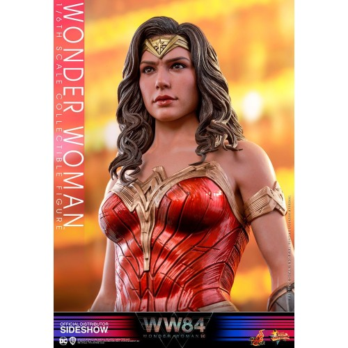 Wonder Woman 1984 Action Figure 1/6 Wonder Woman 30 cm Hot Toys - 11