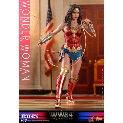 Wonder Woman 1984 Action Figure 1/6 Wonder Woman 30 cm Hot Toys - 13