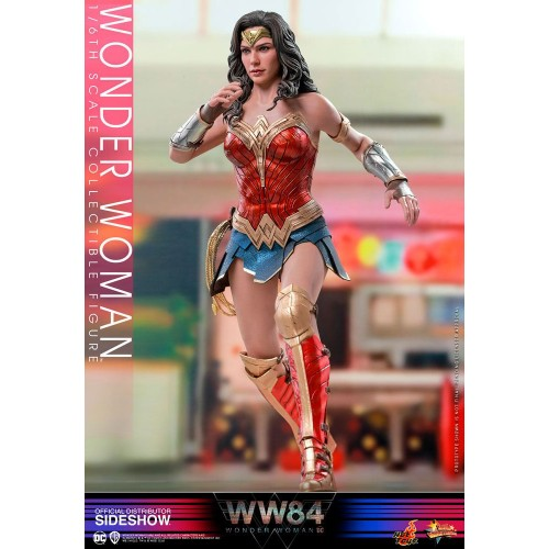 Wonder Woman 1984 Action Figure 1/6 Wonder Woman 30 cm Hot Toys - 14