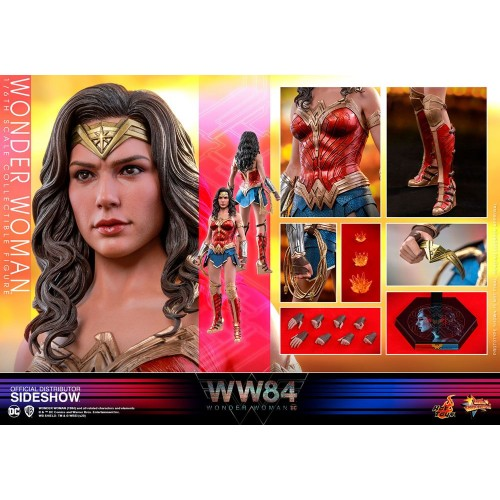 Wonder Woman 1984 Action Figure 1/6 Wonder Woman 30 cm Hot Toys - 19