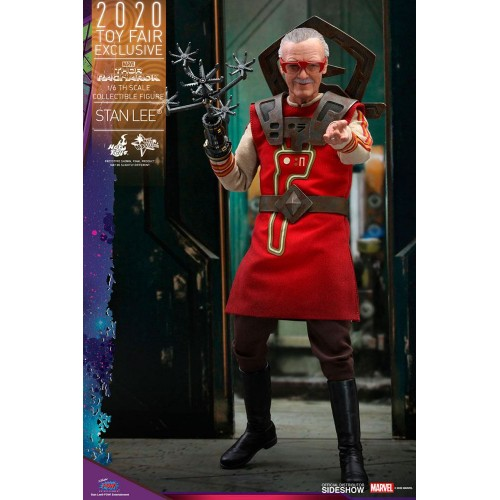 Thor Ragnarok Movie Action Figure 1/6 Stan Lee Hot Toys Exclusive 30 cm Hot Toys - 3