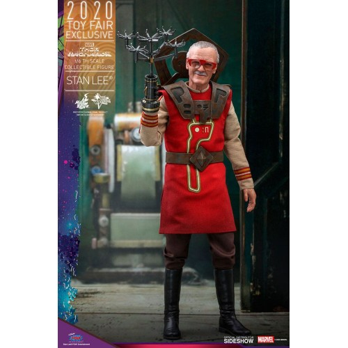 Thor Ragnarok Movie Action Figure 1/6 Stan Lee Hot Toys Exclusive 30 cm Hot Toys - 4