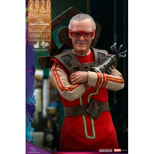 Thor Ragnarok Movie Action Figure 1/6 Stan Lee Hot Toys Exclusive 30 cm Hot Toys - 5