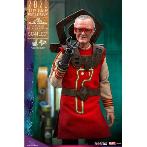 Thor Ragnarok Movie Action Figure 1/6 Stan Lee Hot Toys Exclusive 30 cm Hot Toys - 6
