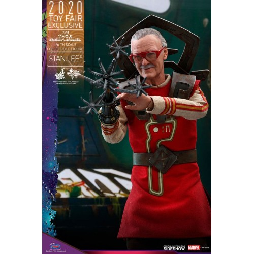 Thor Ragnarok Movie Action Figure 1/6 Stan Lee Hot Toys Exclusive 30 cm Hot Toys - 7