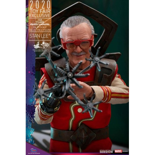 Thor Ragnarok Movie Action Figure 1/6 Stan Lee Hot Toys Exclusive 30 cm Hot Toys - 8