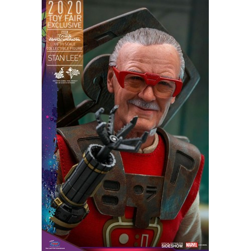 Thor Ragnarok Movie Action Figure 1/6 Stan Lee Hot Toys Exclusive 30 cm Hot Toys - 9