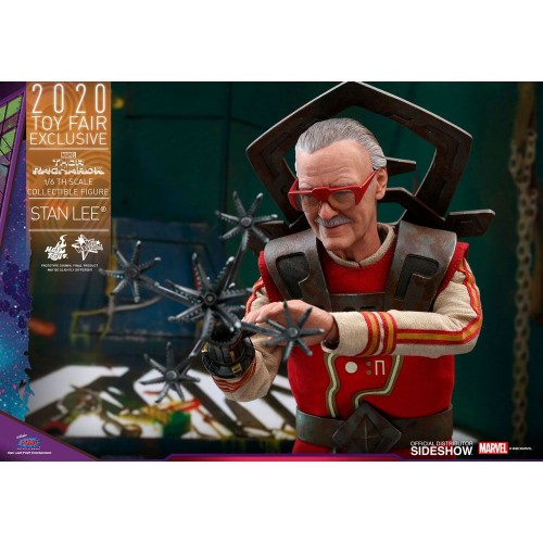 Thor Ragnarok Movie Action Figure 1/6 Stan Lee Hot Toys Exclusive 30 cm Hot Toys - 12