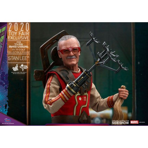 Thor Ragnarok Movie Action Figure 1/6 Stan Lee Hot Toys Exclusive 30 cm Hot Toys - 13