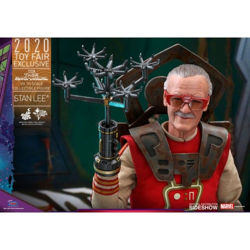 Thor Ragnarok Movie Action Figure 1/6 Stan Lee Hot Toys Exclusive 30 cm Hot Toys - 14