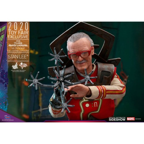 Thor Ragnarok Movie Action Figure 1/6 Stan Lee Hot Toys Exclusive 30 cm Hot Toys - 16