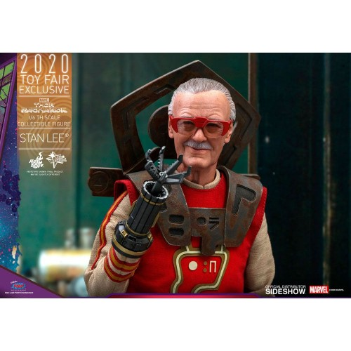 Thor Ragnarok Movie Action Figure 1/6 Stan Lee Hot Toys Exclusive 30 cm Hot Toys - 17