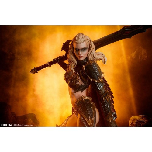 Sideshow Originals Statue Dragon Slayer: Warrior Forged in Flame 47 cm Sideshow Collectibles - 3