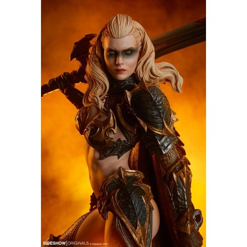 Sideshow Originals Statue Dragon Slayer: Warrior Forged in Flame 47 cm Sideshow Collectibles - 5