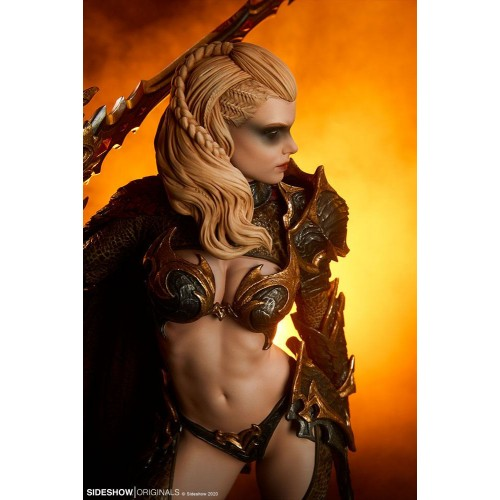 Sideshow Originals Statue Dragon Slayer: Warrior Forged in Flame 47 cm Sideshow Collectibles - 6