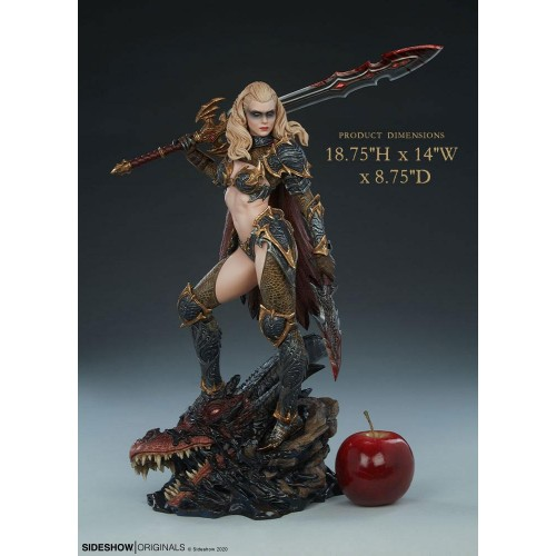 Sideshow Originals Statue Dragon Slayer: Warrior Forged in Flame 47 cm Sideshow Collectibles - 7