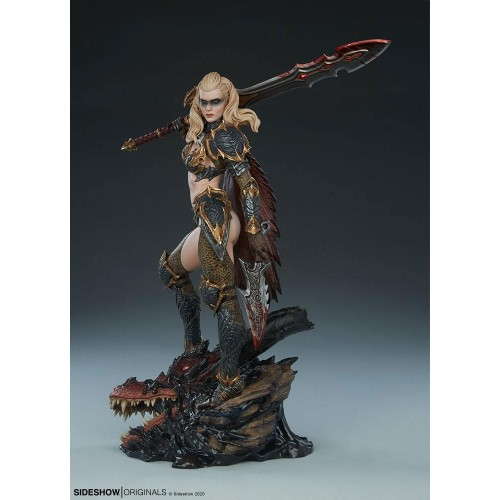 Sideshow Originals Statue Dragon Slayer: Warrior Forged in Flame 47 cm Sideshow Collectibles - 8