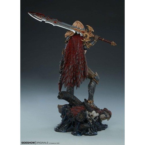 Sideshow Originals Statue Dragon Slayer: Warrior Forged in Flame 47 cm Sideshow Collectibles - 10